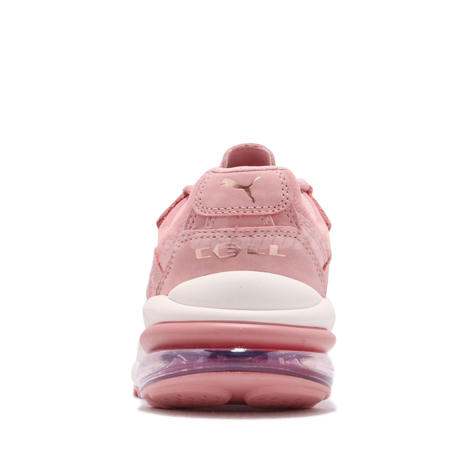 Details about Puma Cell Venom Patent Wns Bridal Rose Marshmallow Women  Running Shoes 369654-01