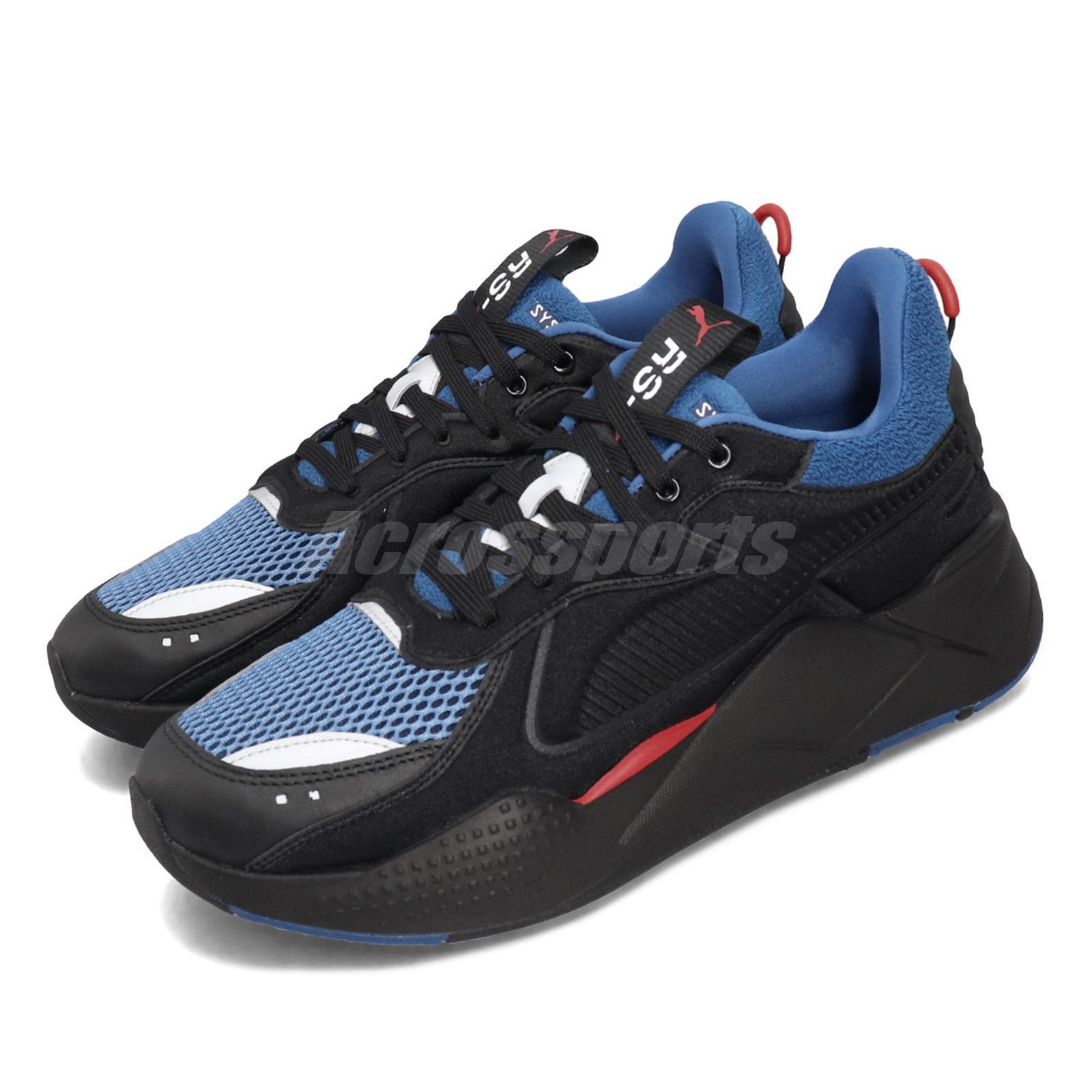 Puma Expedite Mens Running Shoes Blue | Start Fitness