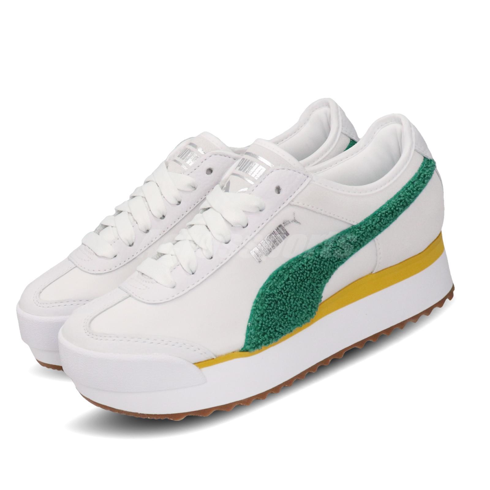 Puma Roma Amor Heritage Wns White Green