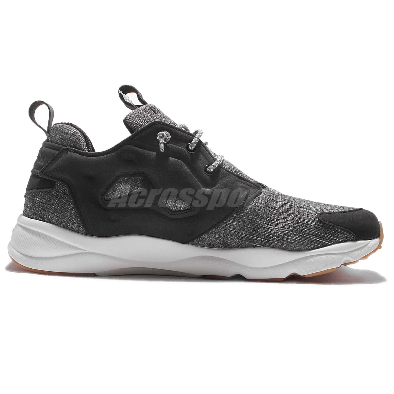 4d895b138ad2fc ... Reebok Furylite SP CQ Grey Steel Grade School Boys Casual Shoes  Sneakers AR3318 Condition  Brand New With Box ...