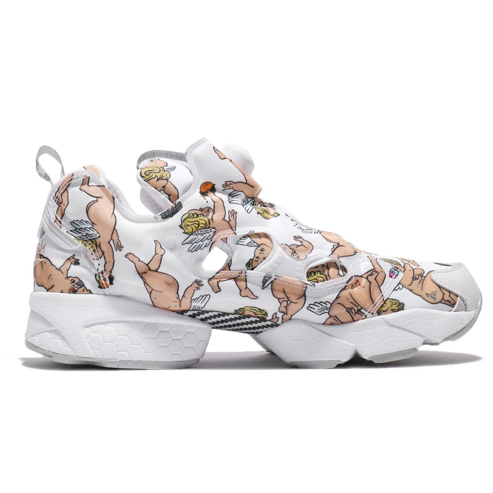 e45e641ff476 Reebok Instapump Fury LA City Tour Pack Cupido Hombres Zapatos World ...