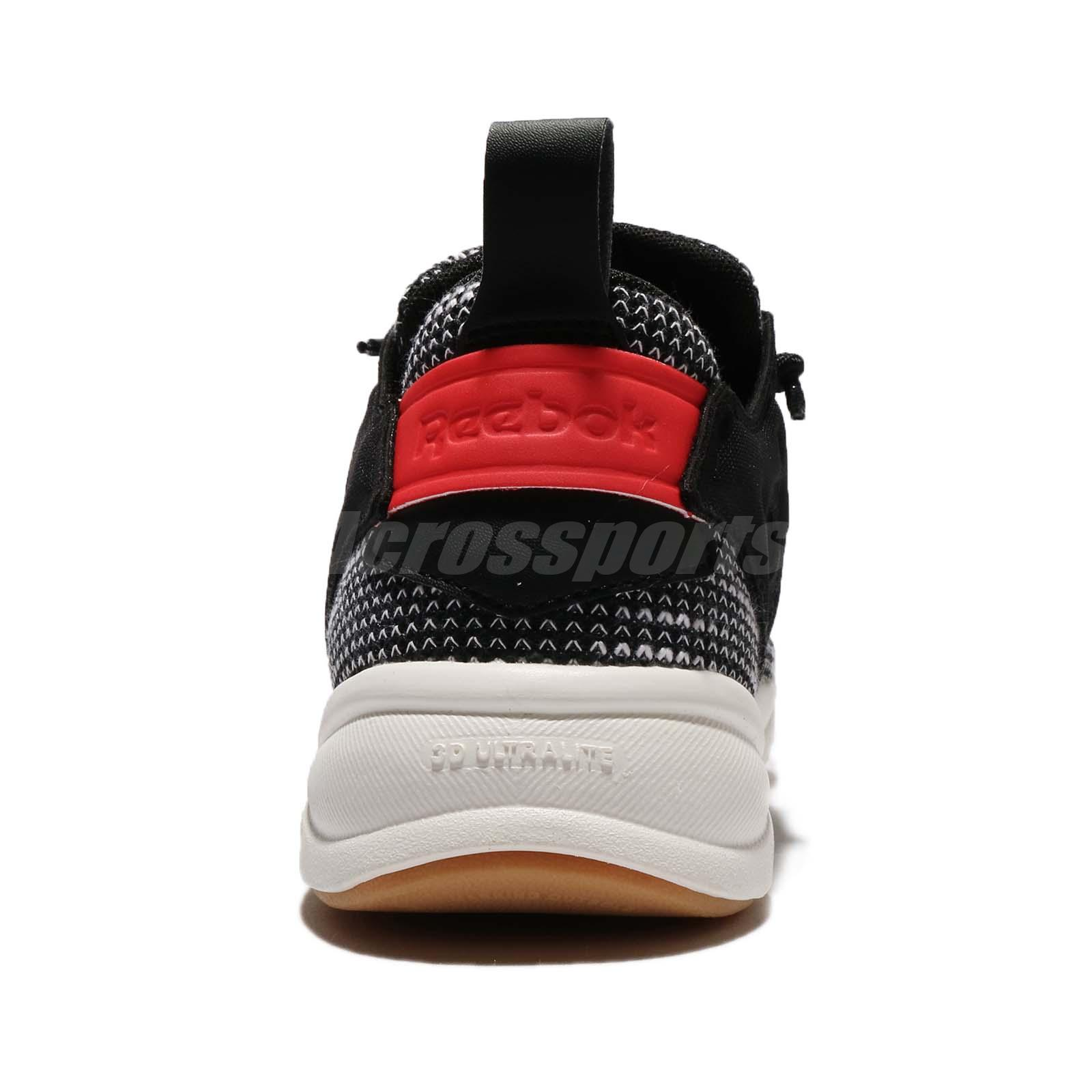 Reebok Furylite FBT Black Glow Red Chalk Women Running Shoes ... 93abd54d9