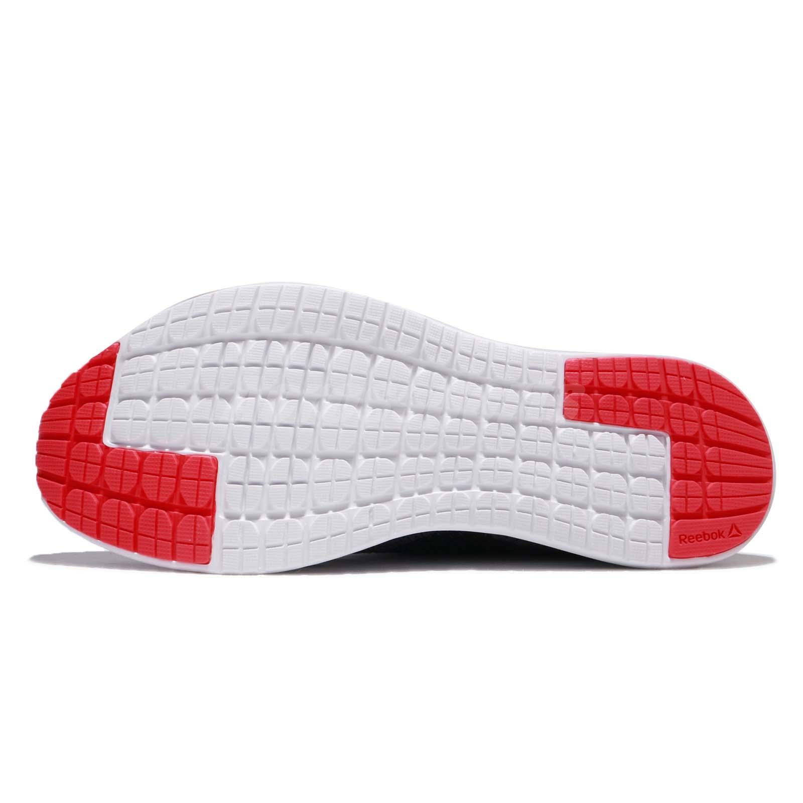ac2205602125 Reebok Plus Runner ULTK UltraKnit Coal Red White Men Running Shoe ...