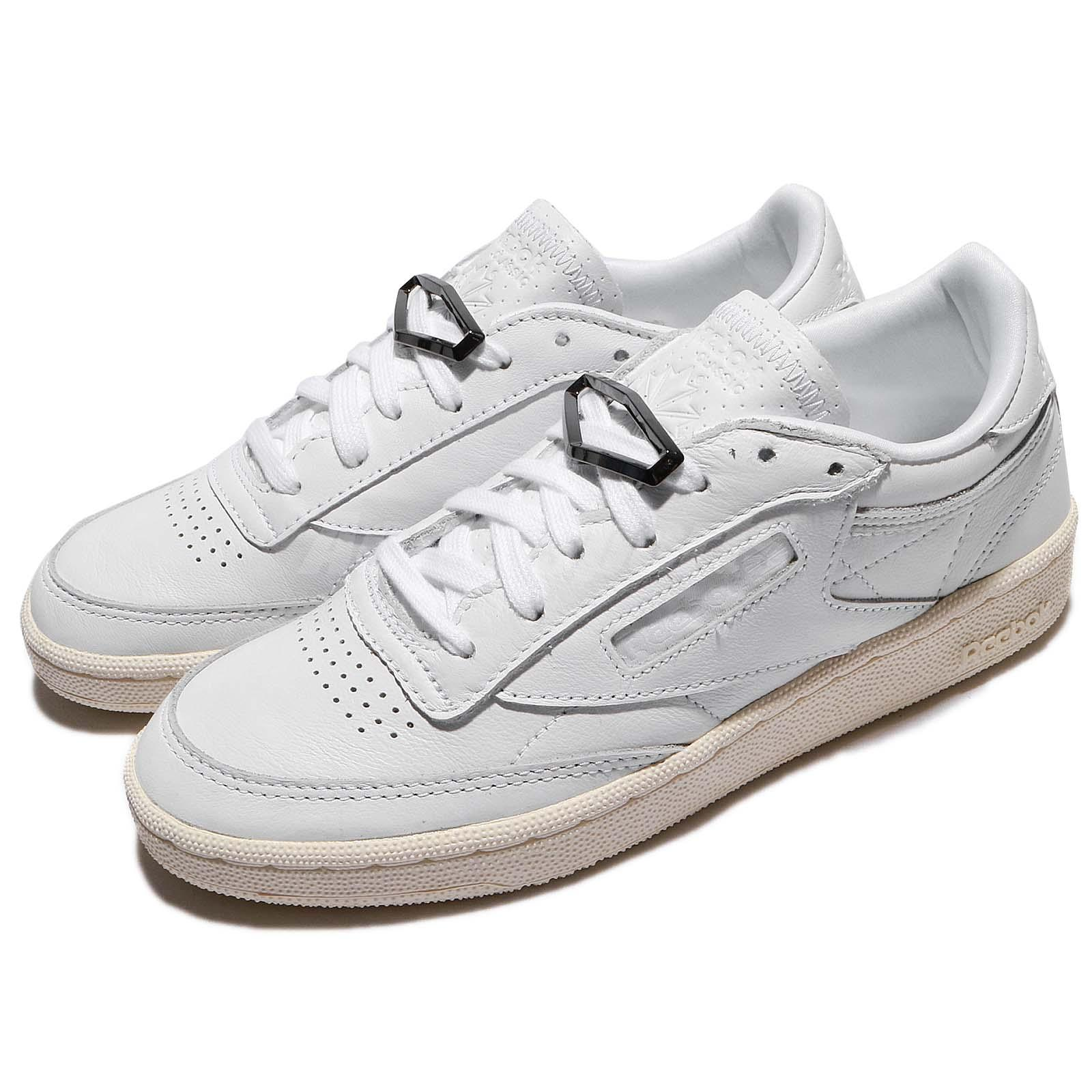 c19f33b3 Details about Reebok Club C 85 Hardware White Chalk Women Shoes Sneakers  Trainers BS9595