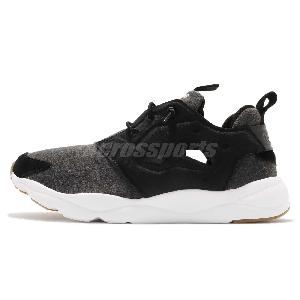 Reebok Furylite Mens Slip On Running Shoes Sneakers Lifestyle Pick 1 ... 2289e1e9a