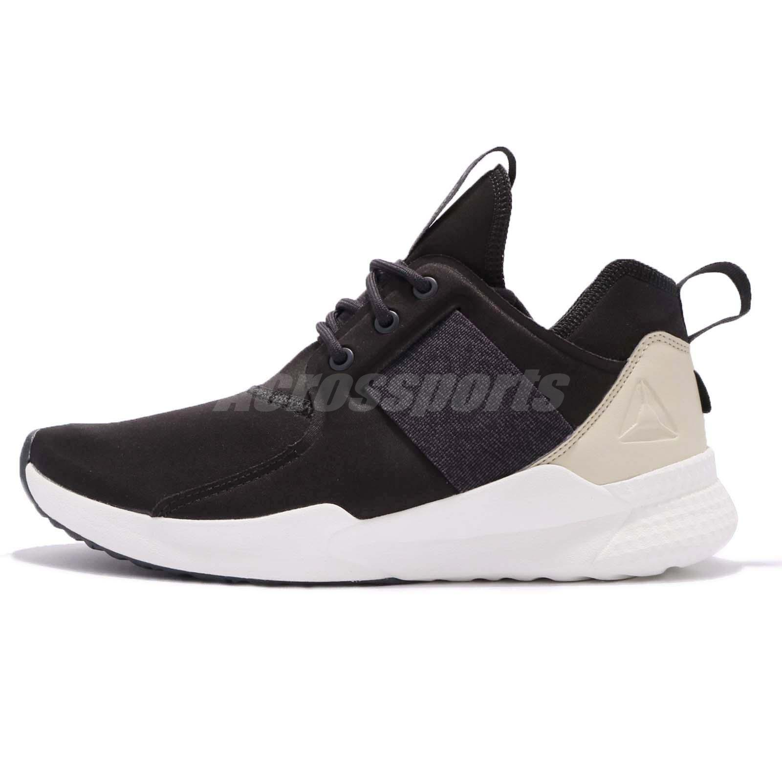 e1f593ab0ff Reebok Guresu 1.0 Black Ivory Women Cross Training Dance Shoes Sneakers  CN0716