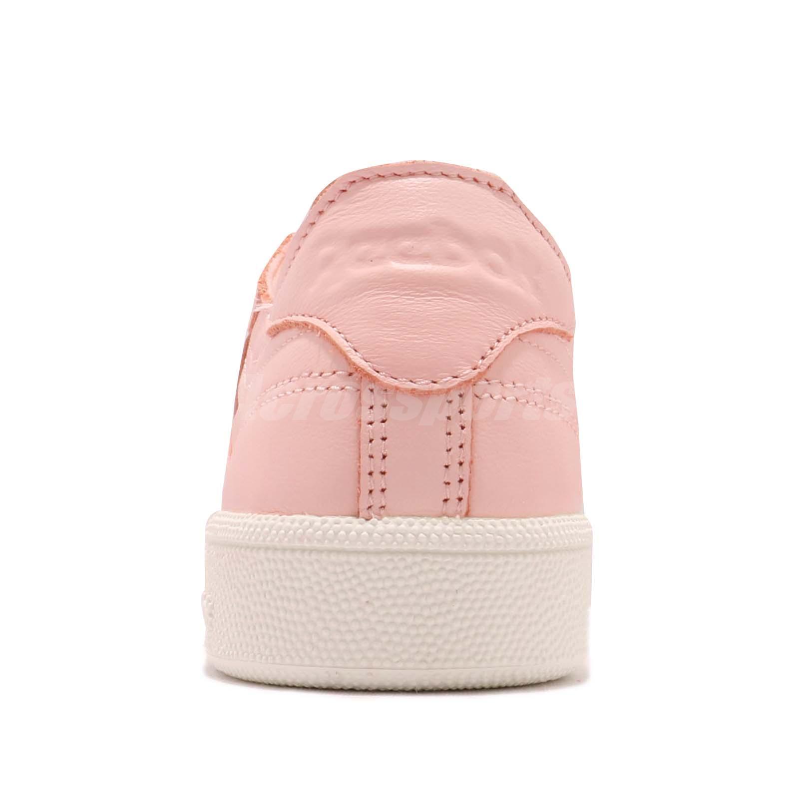 833eafcc141a2 Reebok Club C 85 DCN Luna Pink Chalk Leather Women Casual Shoes ...