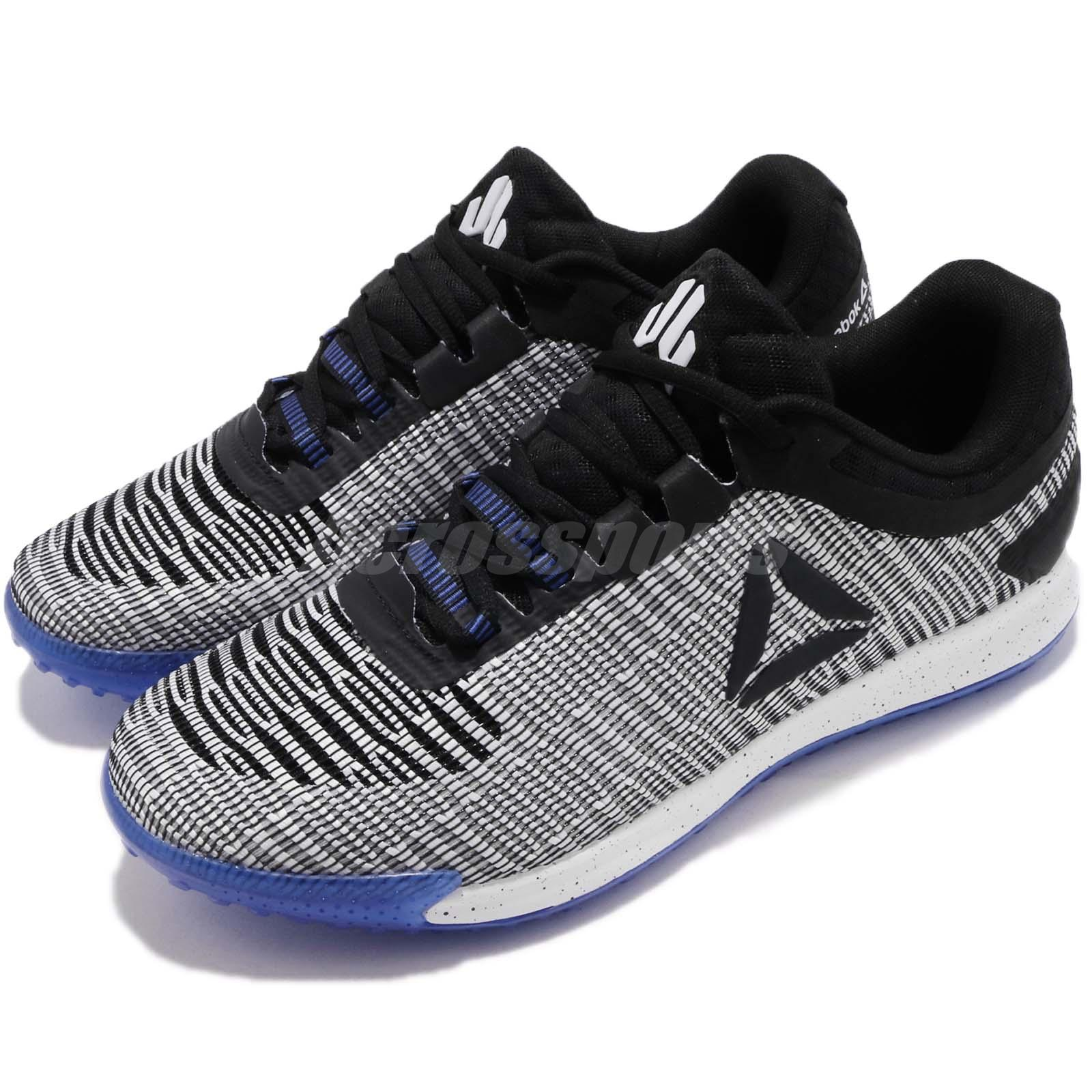 e568a968248 Details about Reebok JJ II Low 2 Watt Black Blue Men Cross Training Gym  Shoes Trainers CN2220