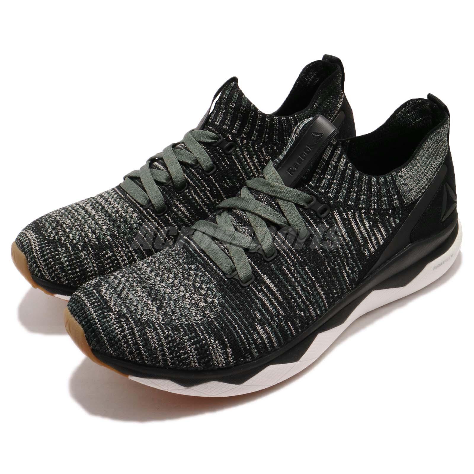 Green Grey Gum Men Running Shoes CN2568
