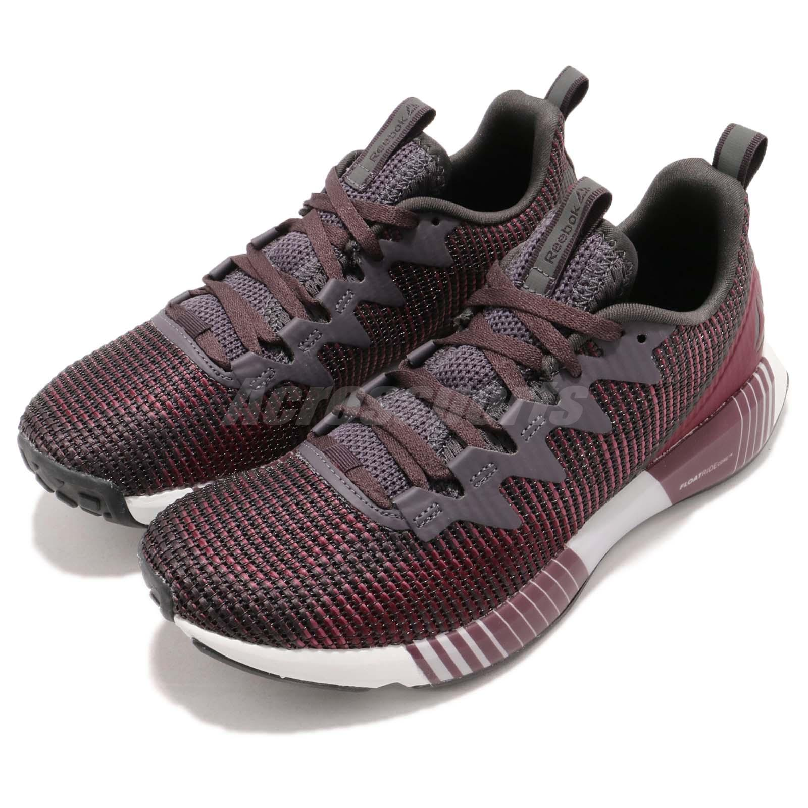 c35612bedc8d20 Details about Reebok Fusion Flexweave Red Black White Women Running Shoes  Sneakers CN2857