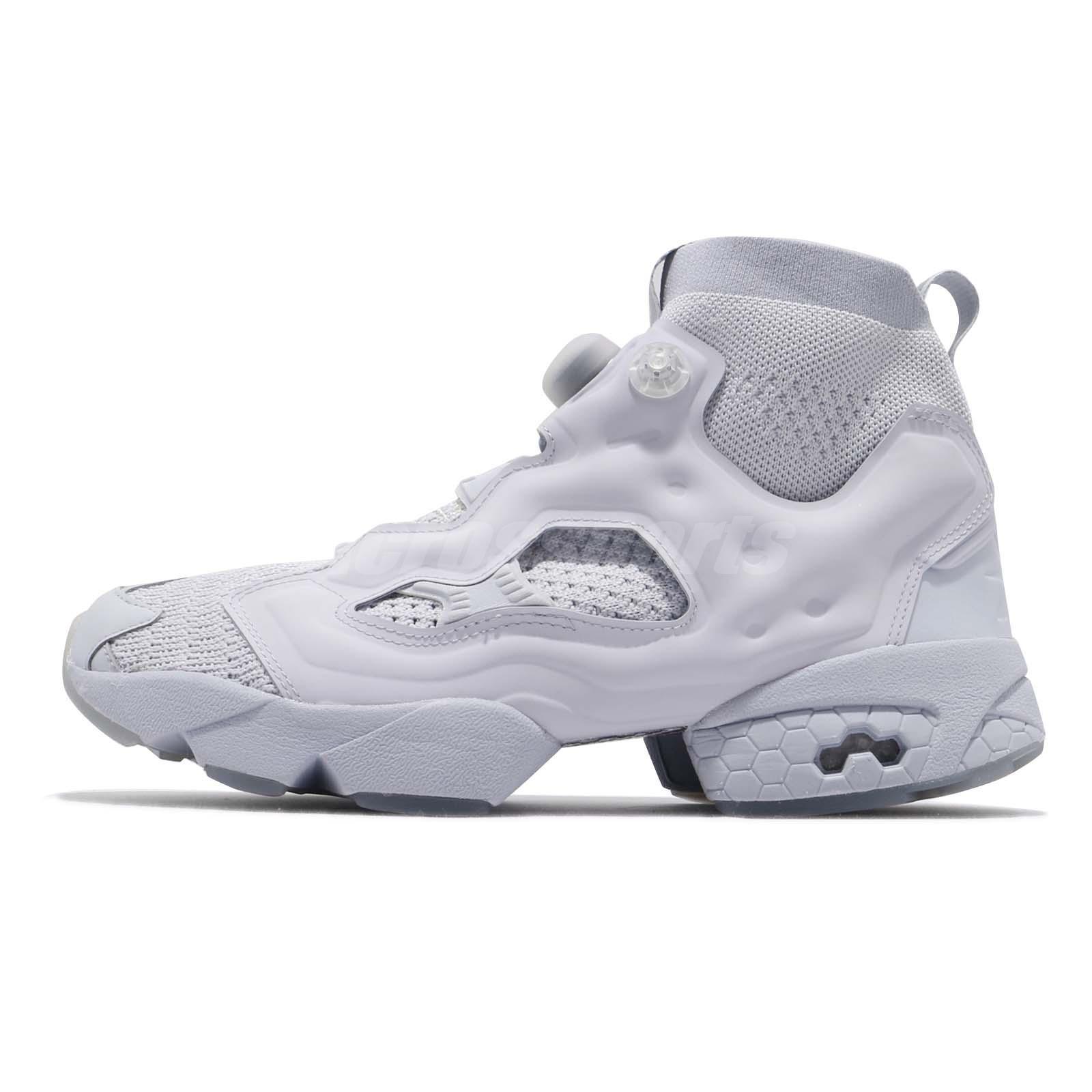 78d11c13e770 Reebok InstaPump Fury OG ULTK Ultraknit Grey Men Lifestyle Shoes Sneakers  CN3799