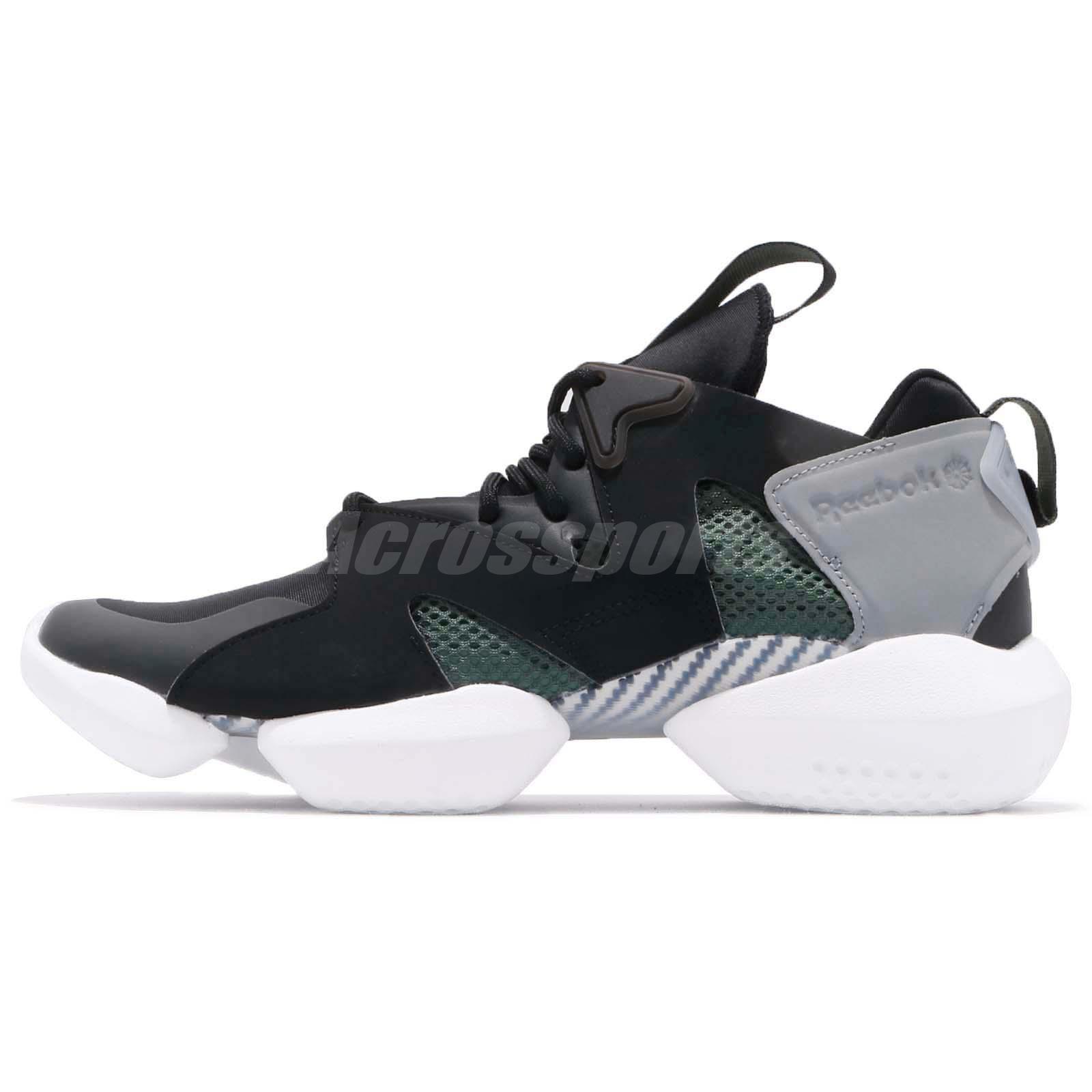 Reebok 3D OP. LITE Black Green Grey Men Lifestyle Fashion Shoes Sneakers  CN3911 4faf4ed45
