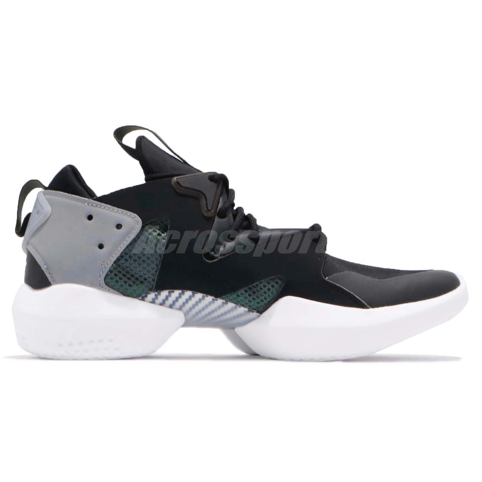 Reebok 3D OP. LITE Black Green Grey Men Lifestyle Fashion Shoes ... bcab357d1