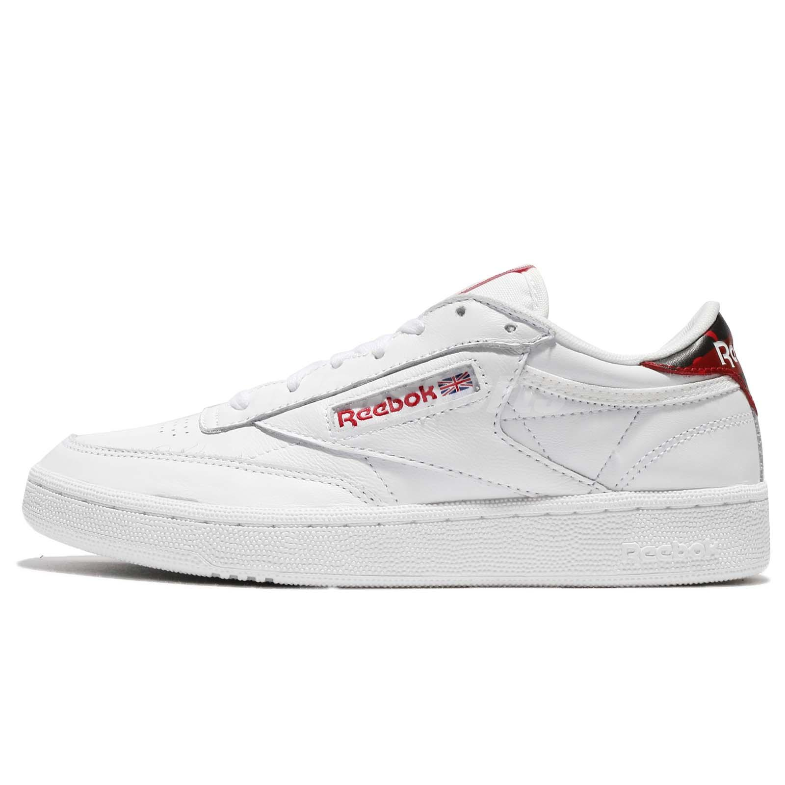 Reebok Club C 85 CNY Chinese New Year White Red Men Shoes Sneaker Trainer  CN4377