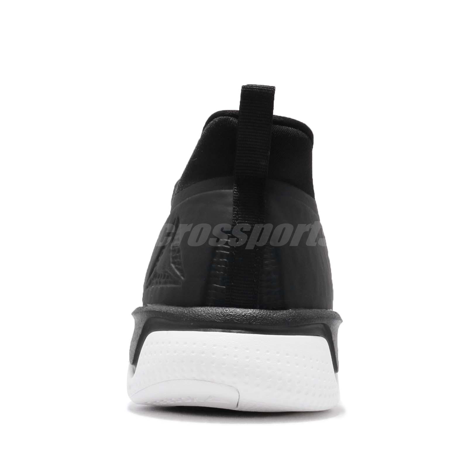 e57882b8 Reebok Print Run 3.0 Black White Men Running Training Shoes Sneakers ...
