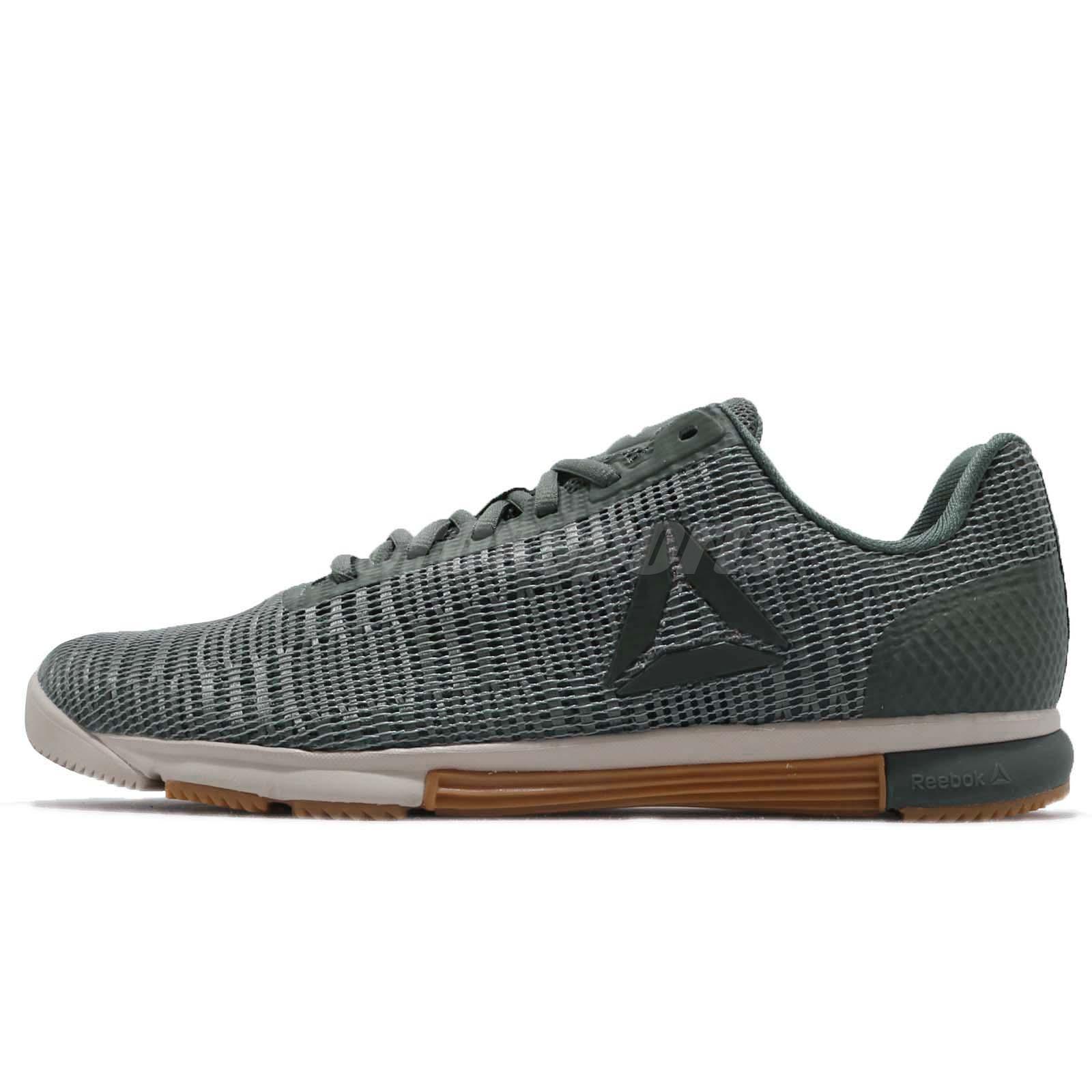 Reebok Speed TR Flexweave Green Gum Men Cross Training Shoes Sneakers CN5501 4daa8e5b2