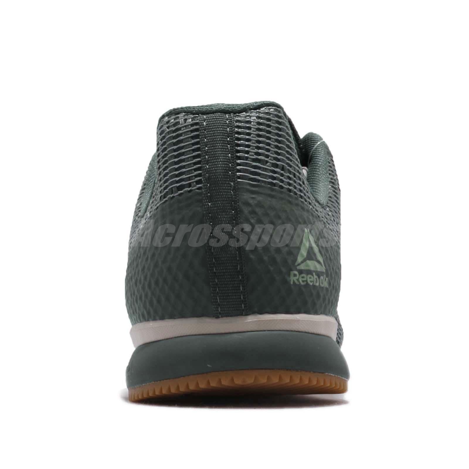 96d639418caaa9 Reebok Speed TR Flexweave Green Gum Men Cross Training Shoes ...