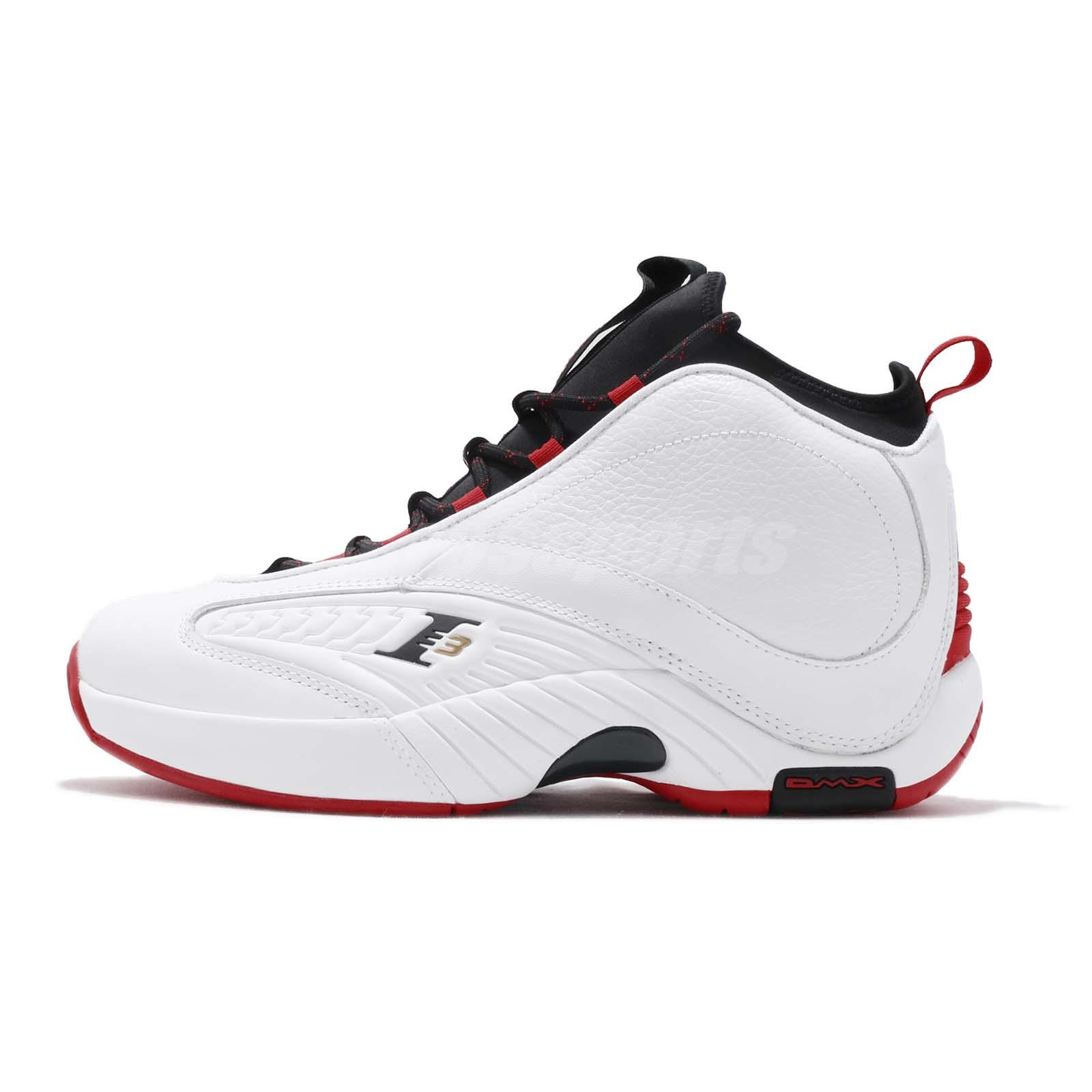 Reebok Answer IV.V 4.5 AI Allen Iverson I3 White Red Men Basketball Shoes  CN6848 795829c5c