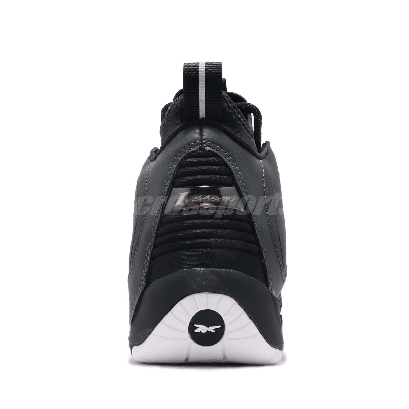 Reebok Answer Iv.v 4.5 Dmx Ai Allen Iverson I3 Black Men Basketball Shoes Cn6849 Clothing, Shoes & Accessories