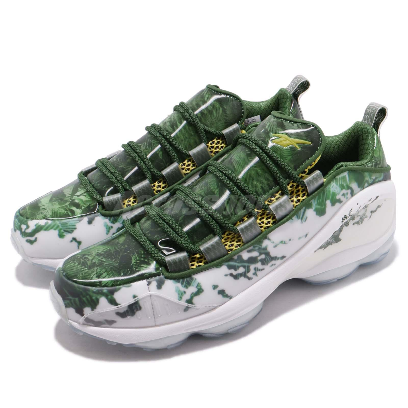 Details about Reebok DMX Run 10 MU 20th Century Fox The Predator Scout  Green Men Shoes CN7155 501f5816e