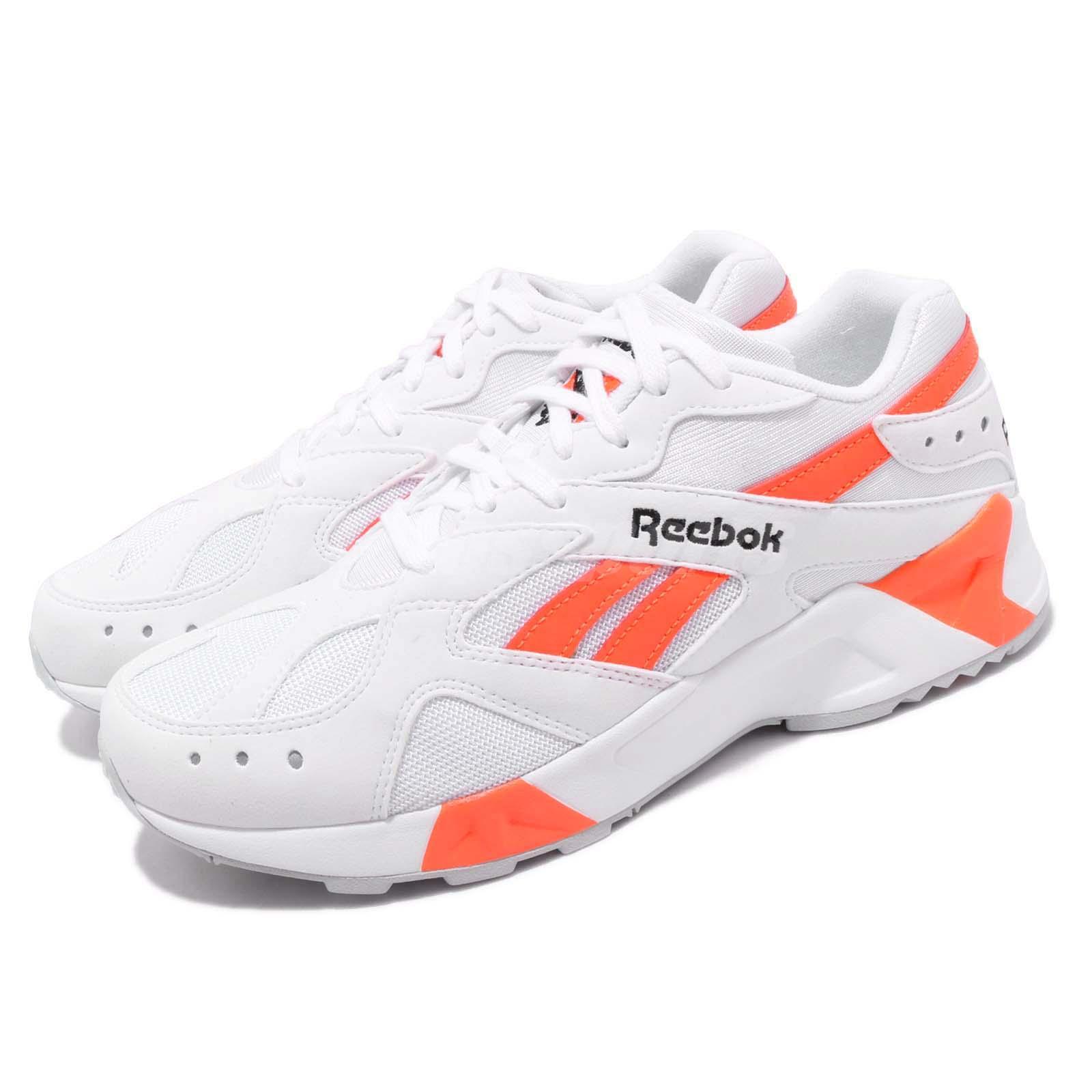 reebok shoes orange