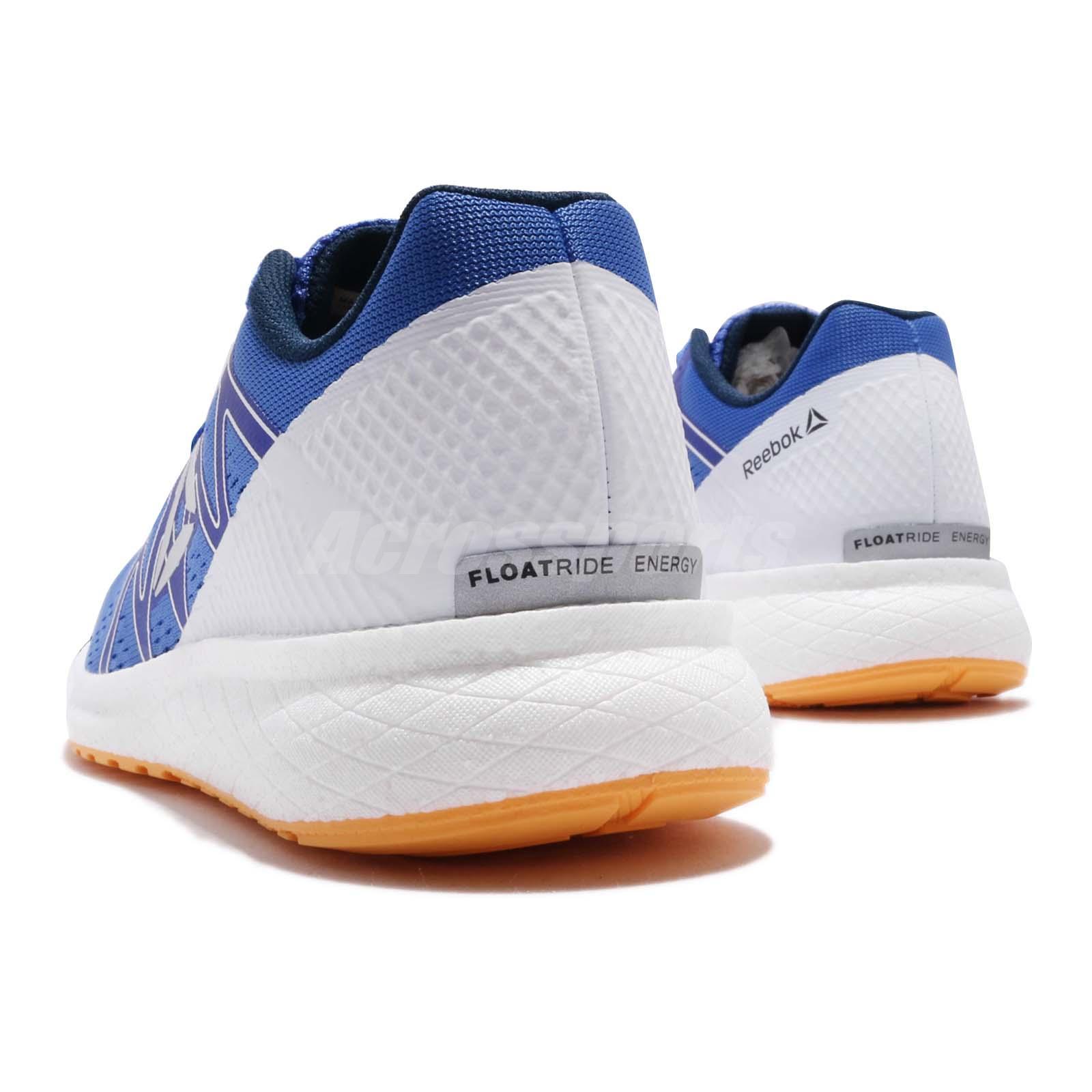 Reebok Forever Floatride Energy Cobalt Navy White Silver Men Running Shoe CN7756