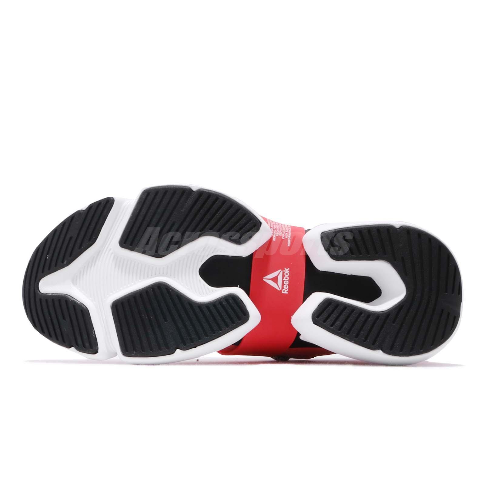 Reebok Split Flex Rose Red White Black Women Cross Training Shoes ... 67804a90fe3