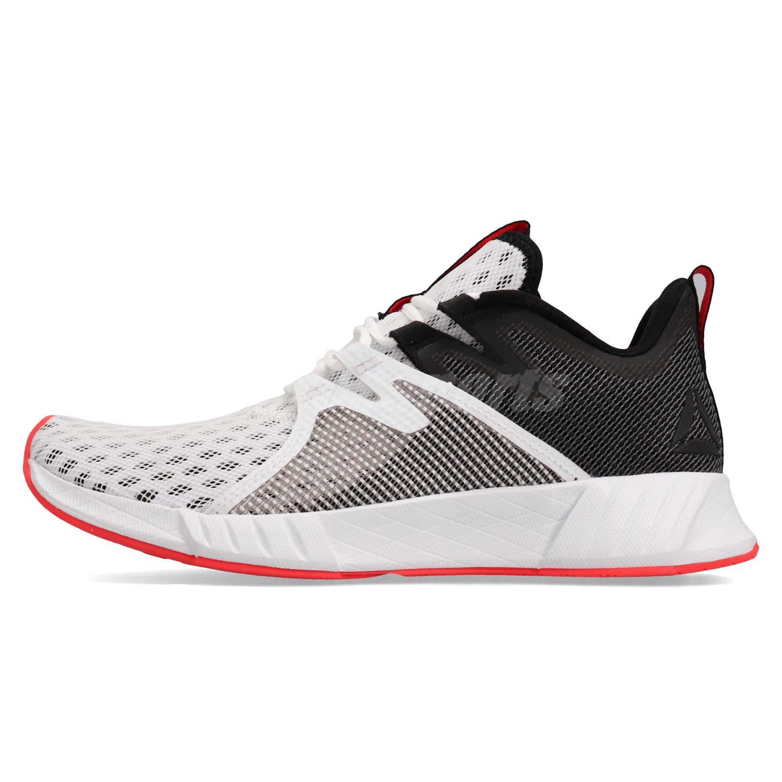 540b589019 Details about Reebok Fusium Run 2.0 White Black Red Men Running Training  Shoes Sneakers DV4222