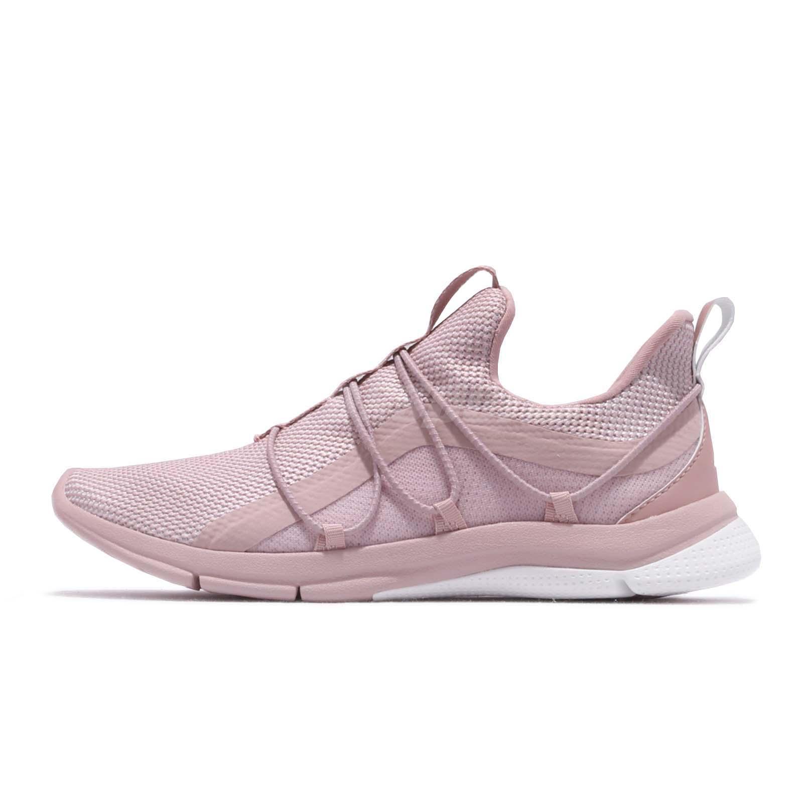 2669ec0fc65c Reebok Print Her 3.0 Lace Ashen Lilac White Women Running Slip On Shoes  DV4426