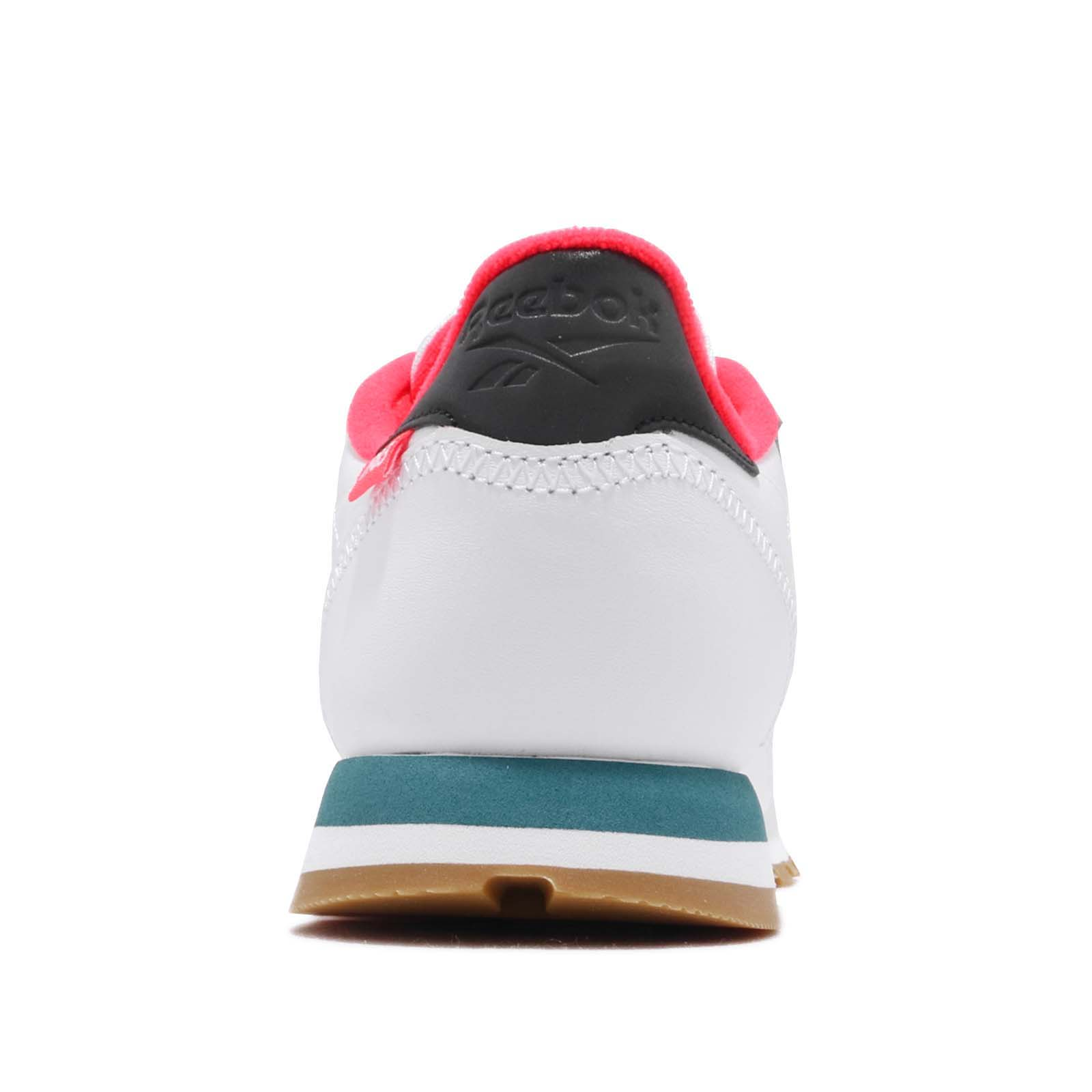 f420a1ba156 Reebok Classic Leather Altered White Red Mist Gum Women Shoes ...