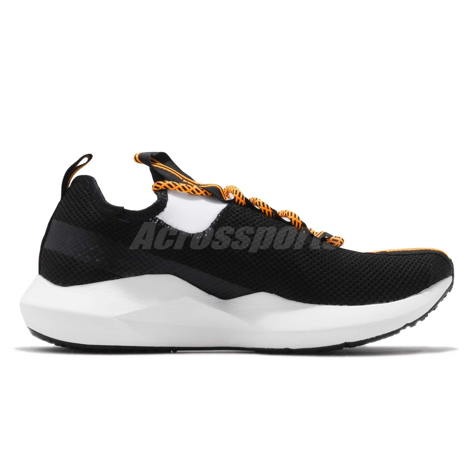 3afaf4a1b08 Reebok Sole Fury SE Black White Solar Gold Men Running Shoes ...