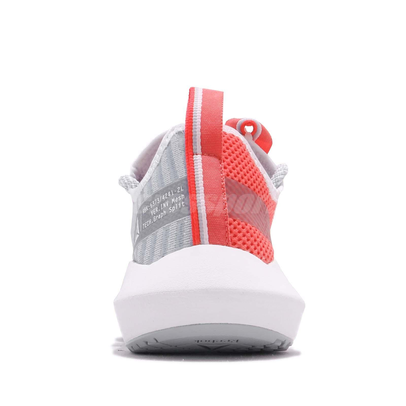 6a57c9d37d200e Reebok Sole Fury SE Grey Red White Women Running Lifestyle Shoes ...