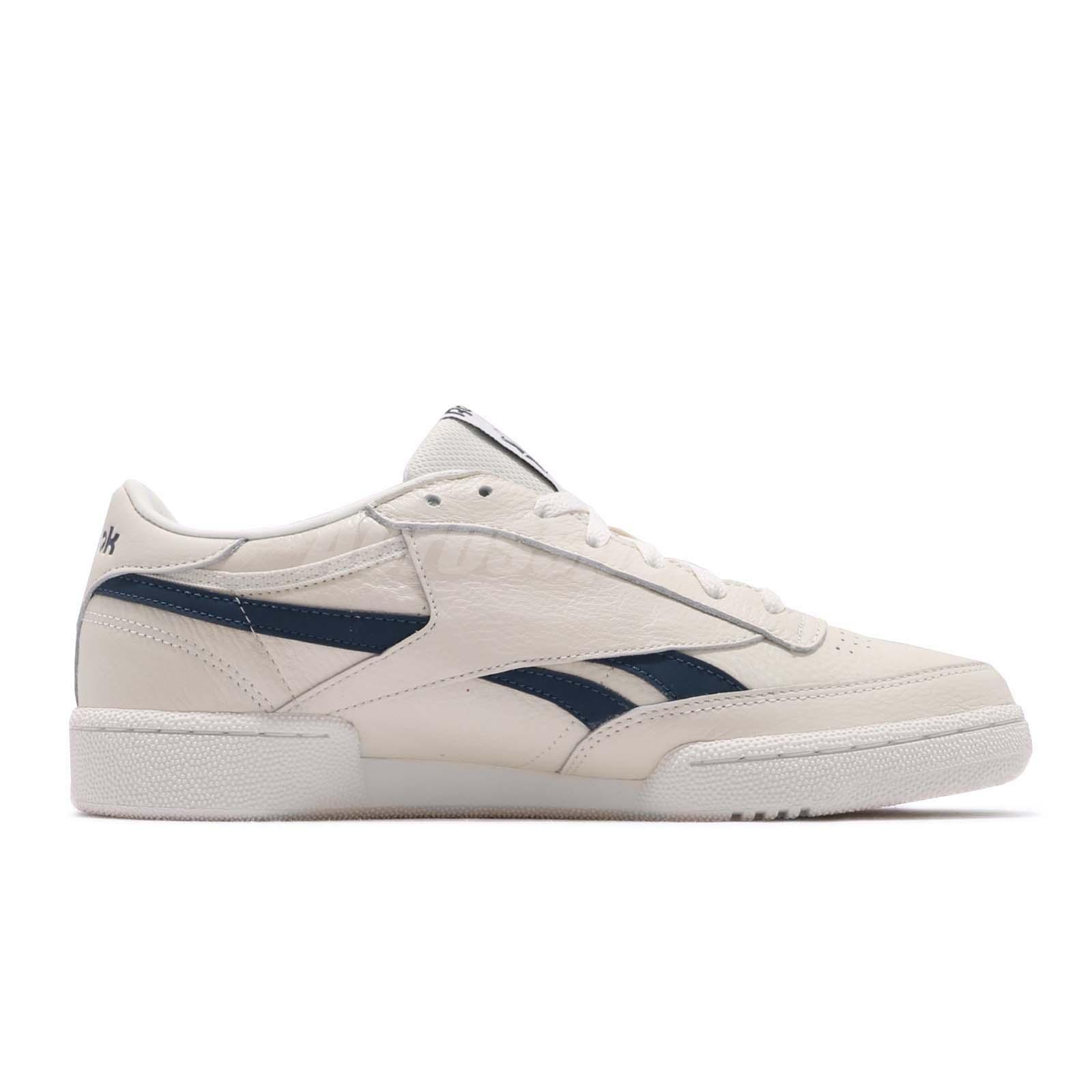 20d8dadd Details about Reebok Revenge Plus Classic White Blue Hills Men Casual Shoes  Sneakers DV7029