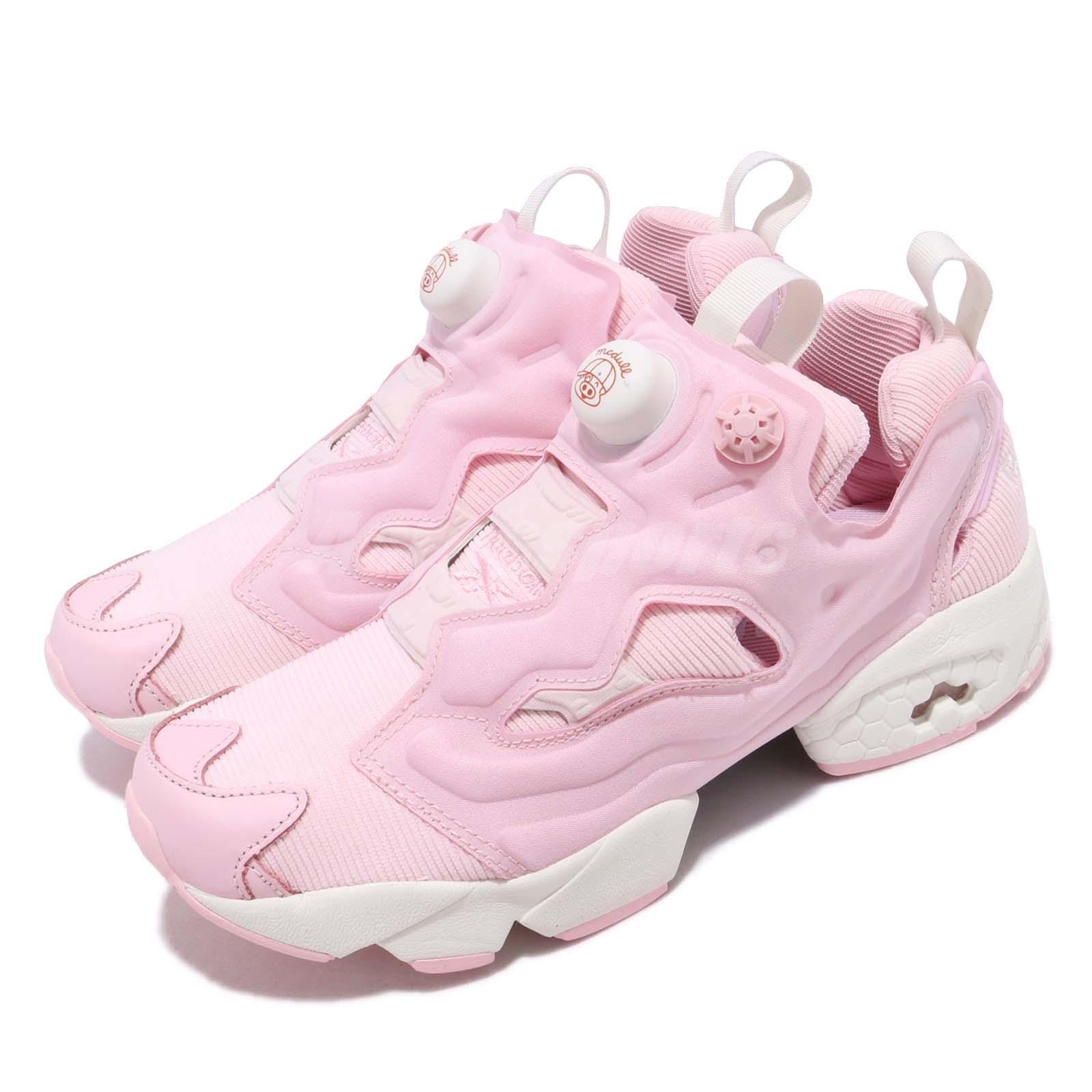Details about Reebok Insta Pump Fury Black White Gold Red Year of the Pig McDull CNY EF8394