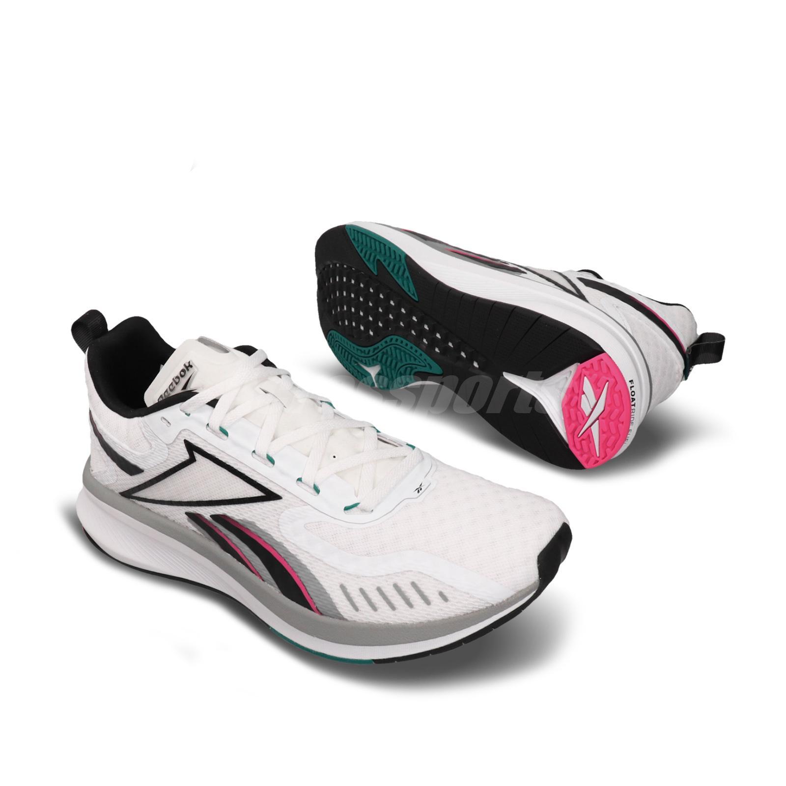 锐步rbk Fusium 运行20 白色黑色粉红色灰色男式跑步鞋运动鞋eg9922 Ebay