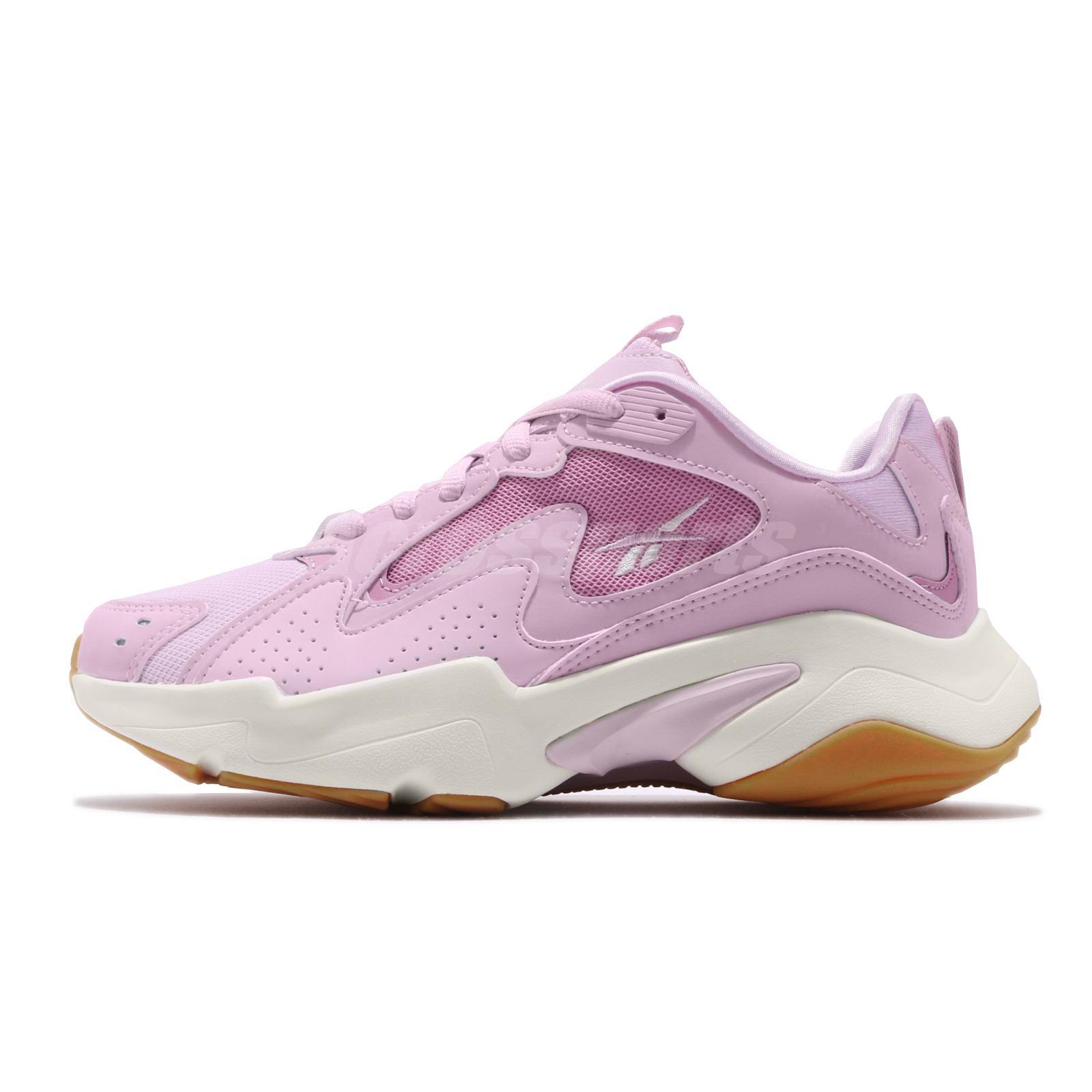 Reebok Royal Turbo Impuls Pix Pink Chalk Gum Women Running Shoes Sneakers EH3467