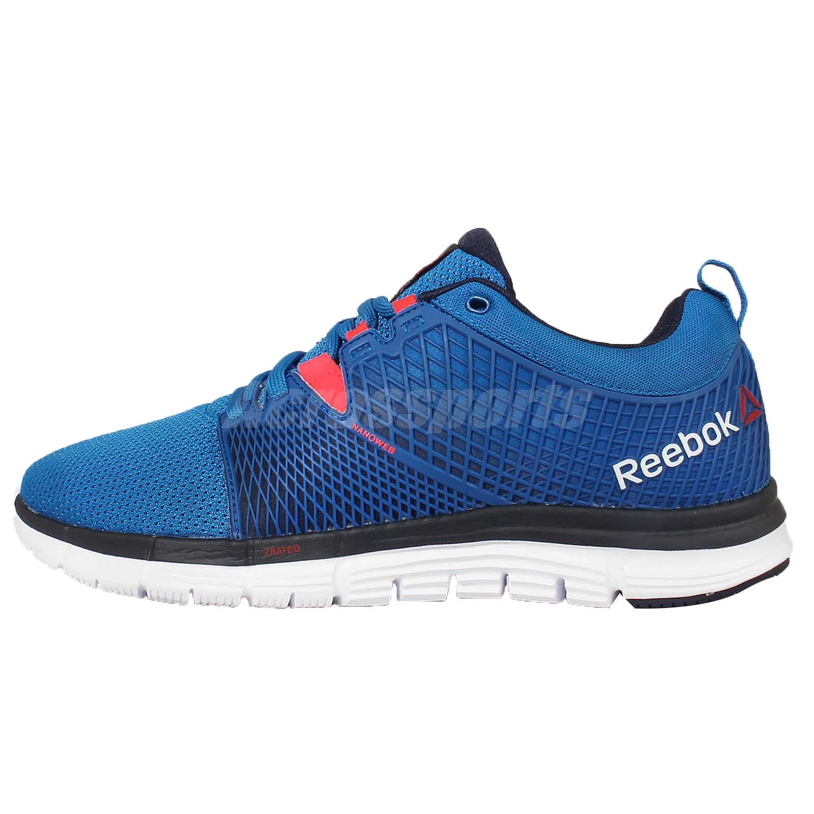 ... Womens Running Shoes Reebok Zig Reebok Zquick Dash Mens Running Shoes  Sneakers Trainers Runner Pick 1  c4e39b50e