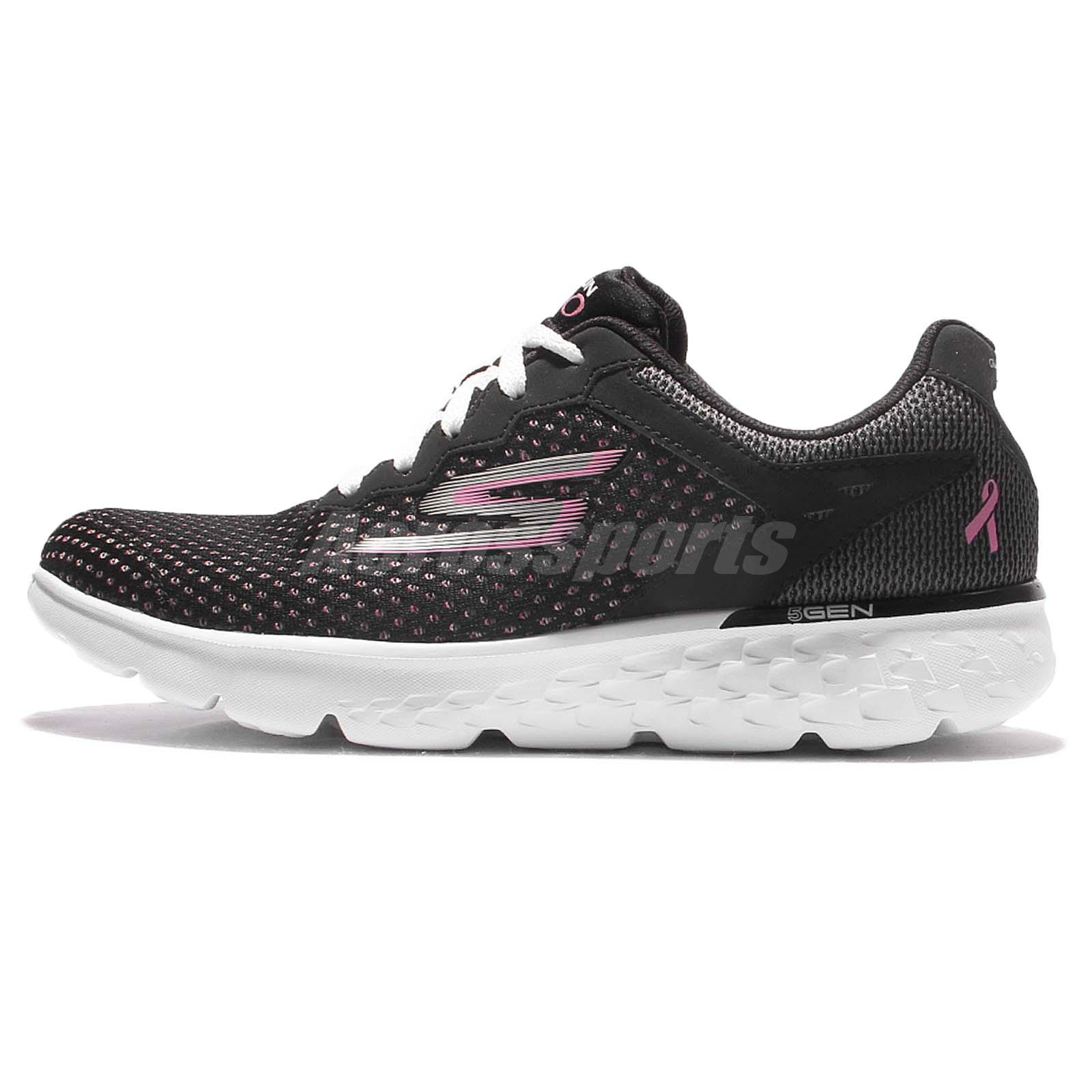skechers go run 400. skechers go run 400 black pink womens running shoes sneakers 14180-bkpk go