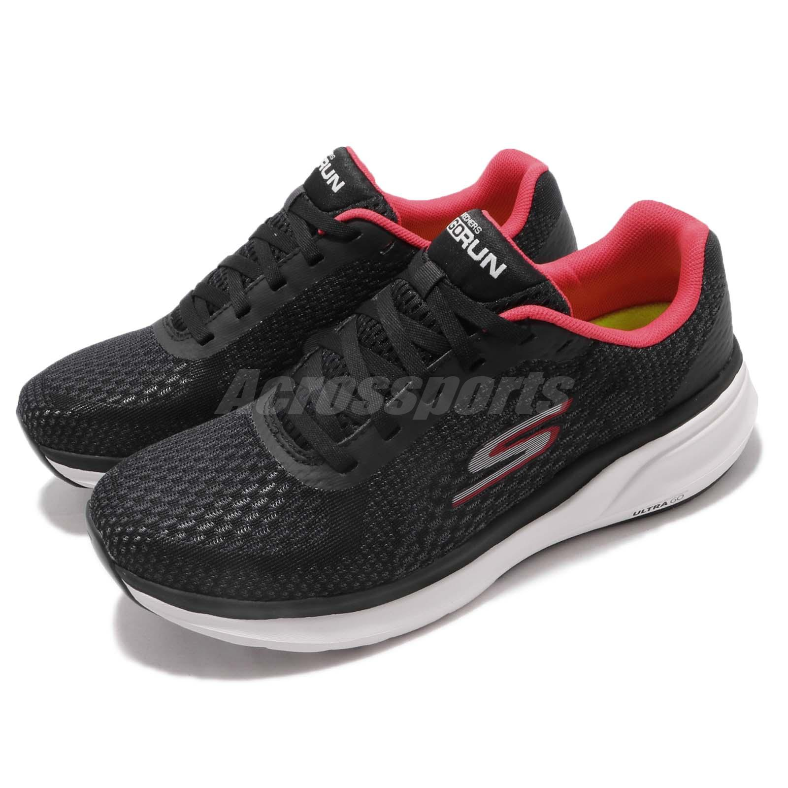 SKECHERS WOMENS GO Run Forza 2 Running Shoes #14106Bkhp