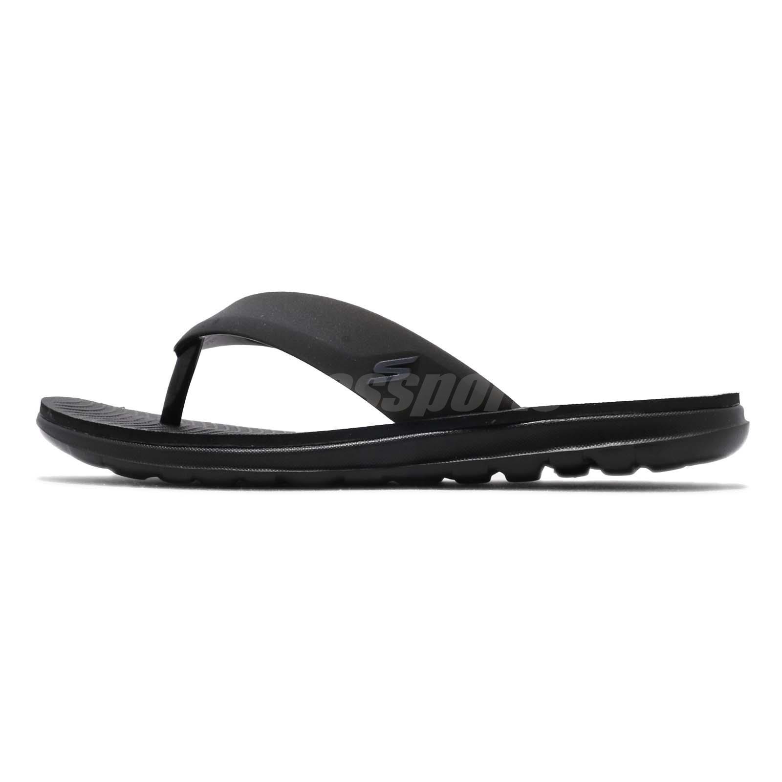 Black Womens Slippers Slide 16226