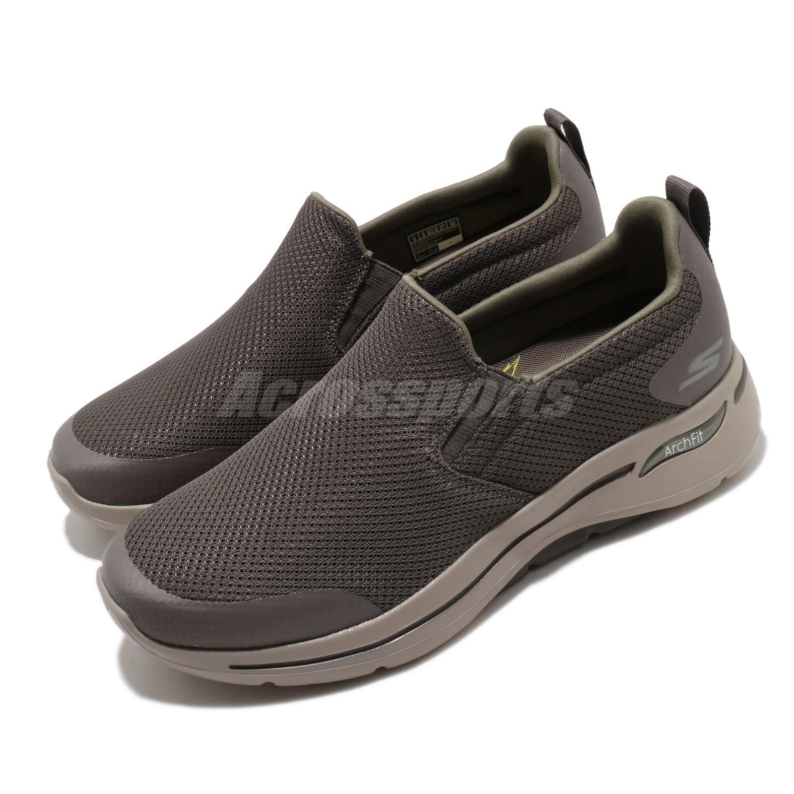 Skechers Go Walk Arch Fit-Togpath Taupe