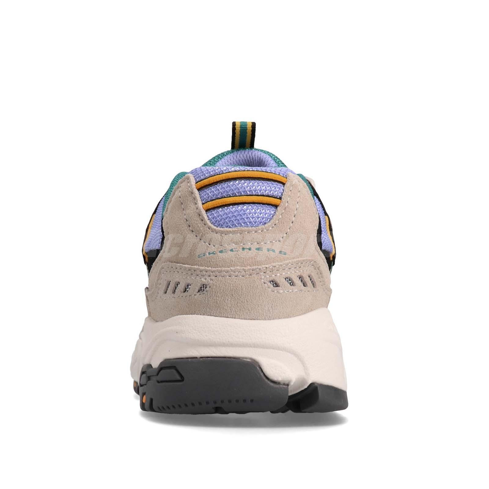 Dettagli su Skechers Stamina Cutback Grey Green Black Yellow Men Lifestyle Shoes 51286 WMLT