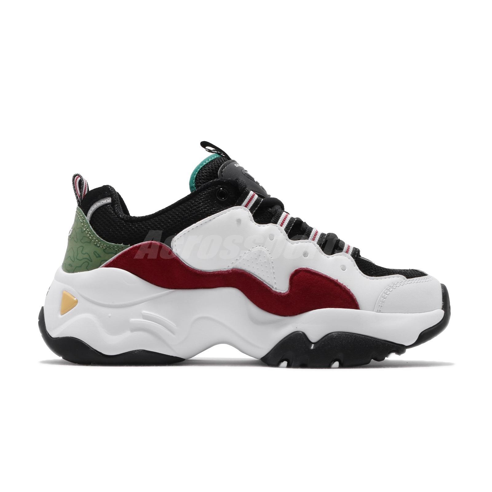 Détails sur Skechers One Piece D Lites 3.0 Marshall D. Teach White Women Shoes 88888336 WMLT