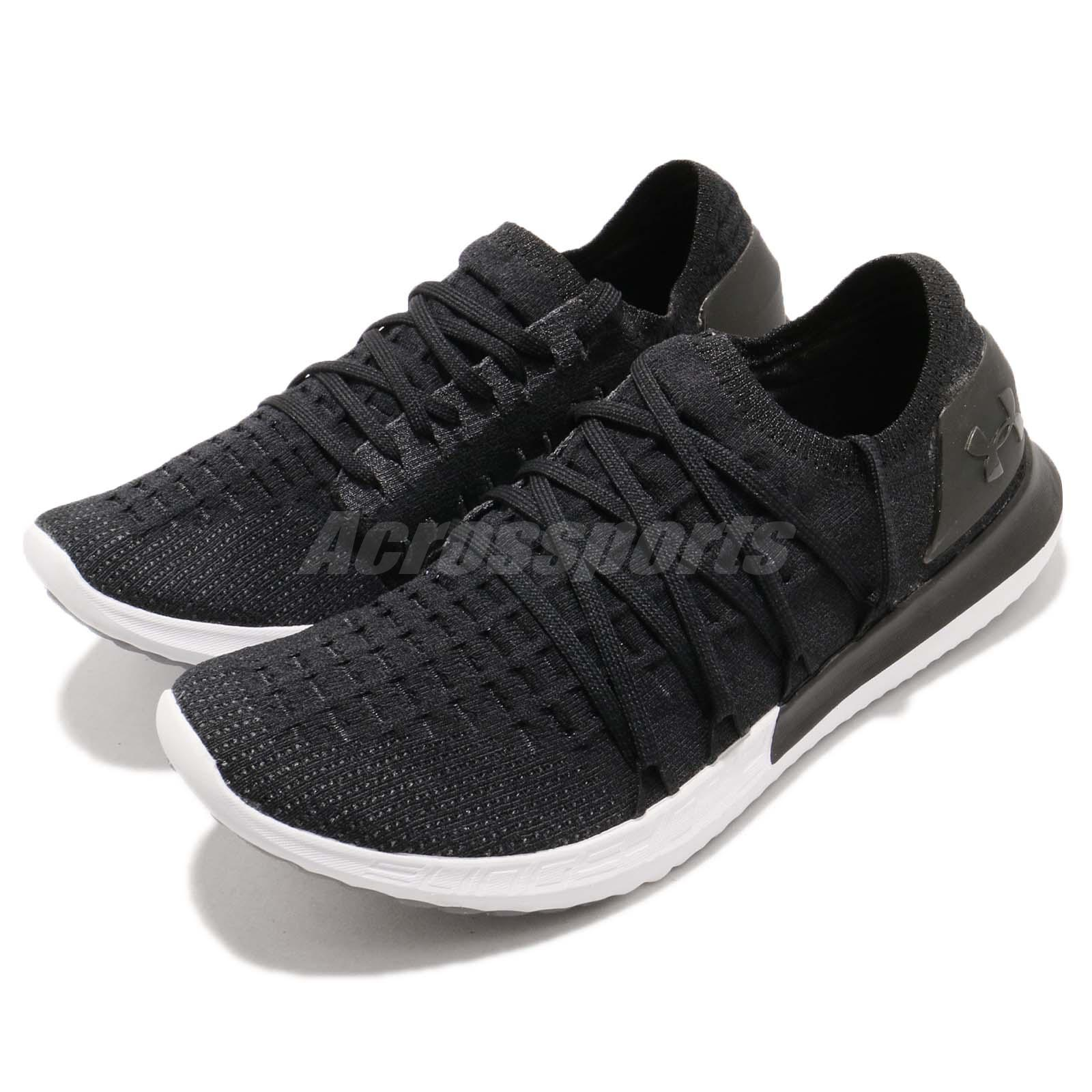 Under Armour Men/'s Speedform Slingshot 2 Running Shoes 3000007 001 Black