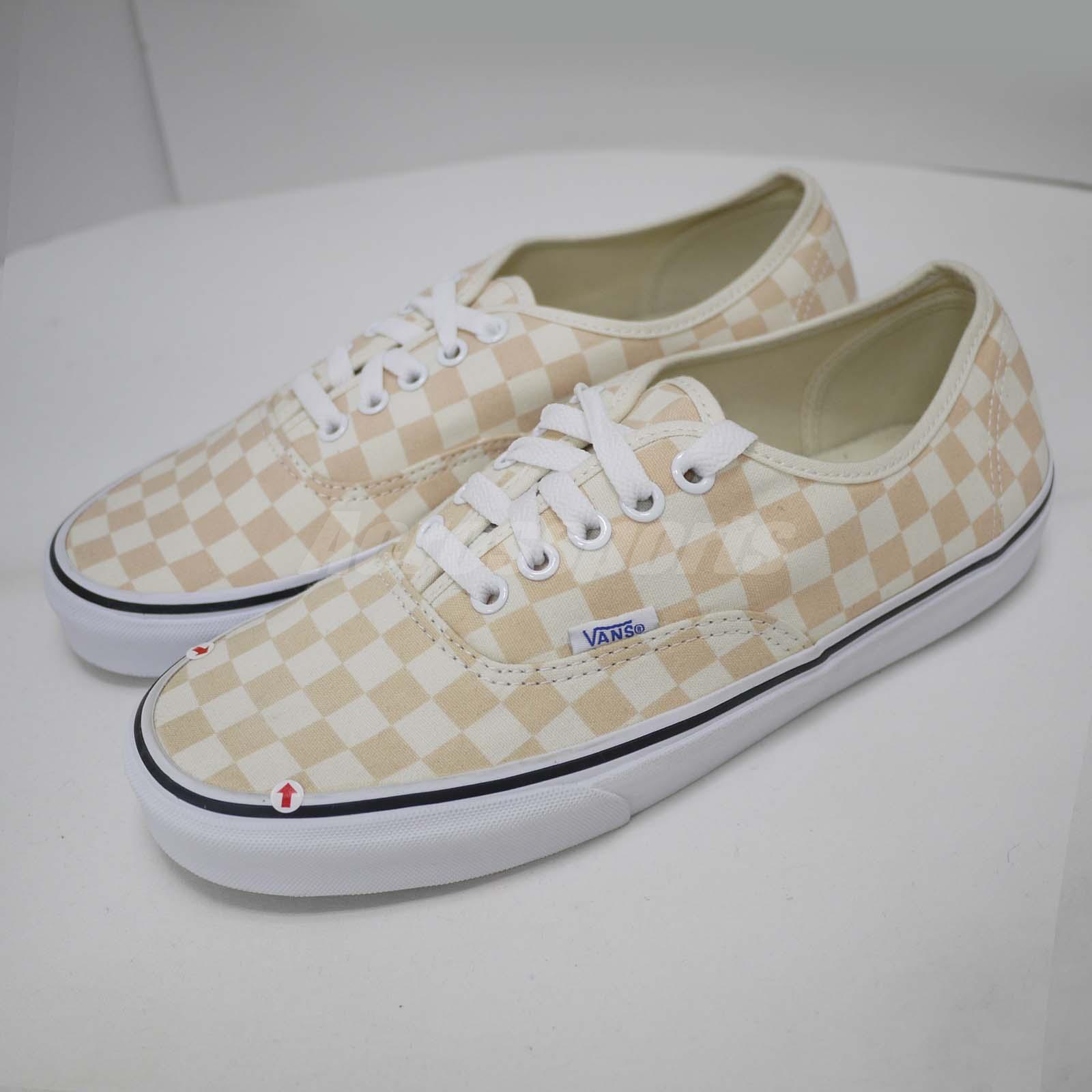 8d02d56458 Details about Vans Authentic Left Foot With Discoloration Men US9 Shoes  Sneakers VN0A38EMQ8K