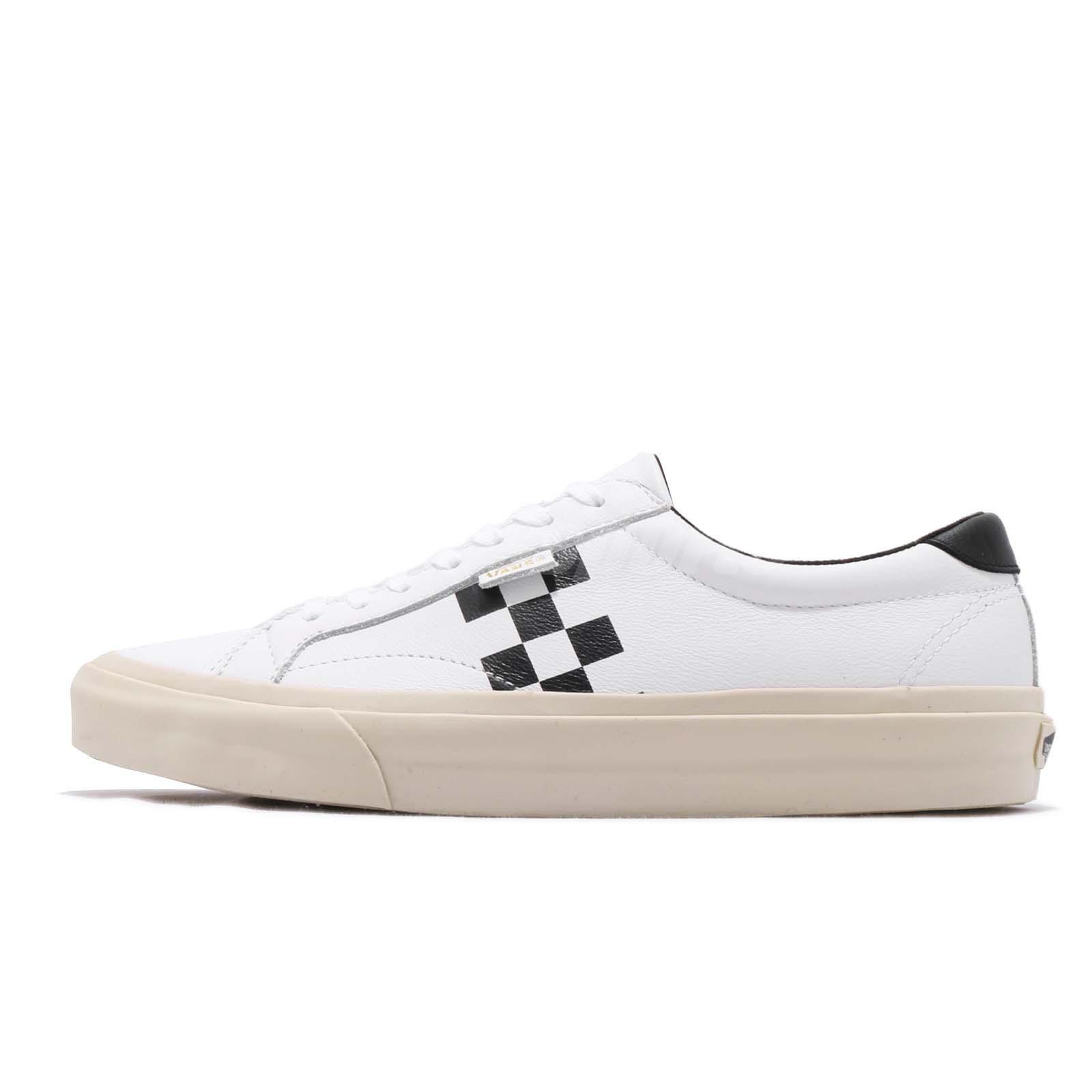 b0548d15cc7c Vans Court Checker T Black White Men Skate Boarding Shoes Sneakers  VN0A2Z5NQFD
