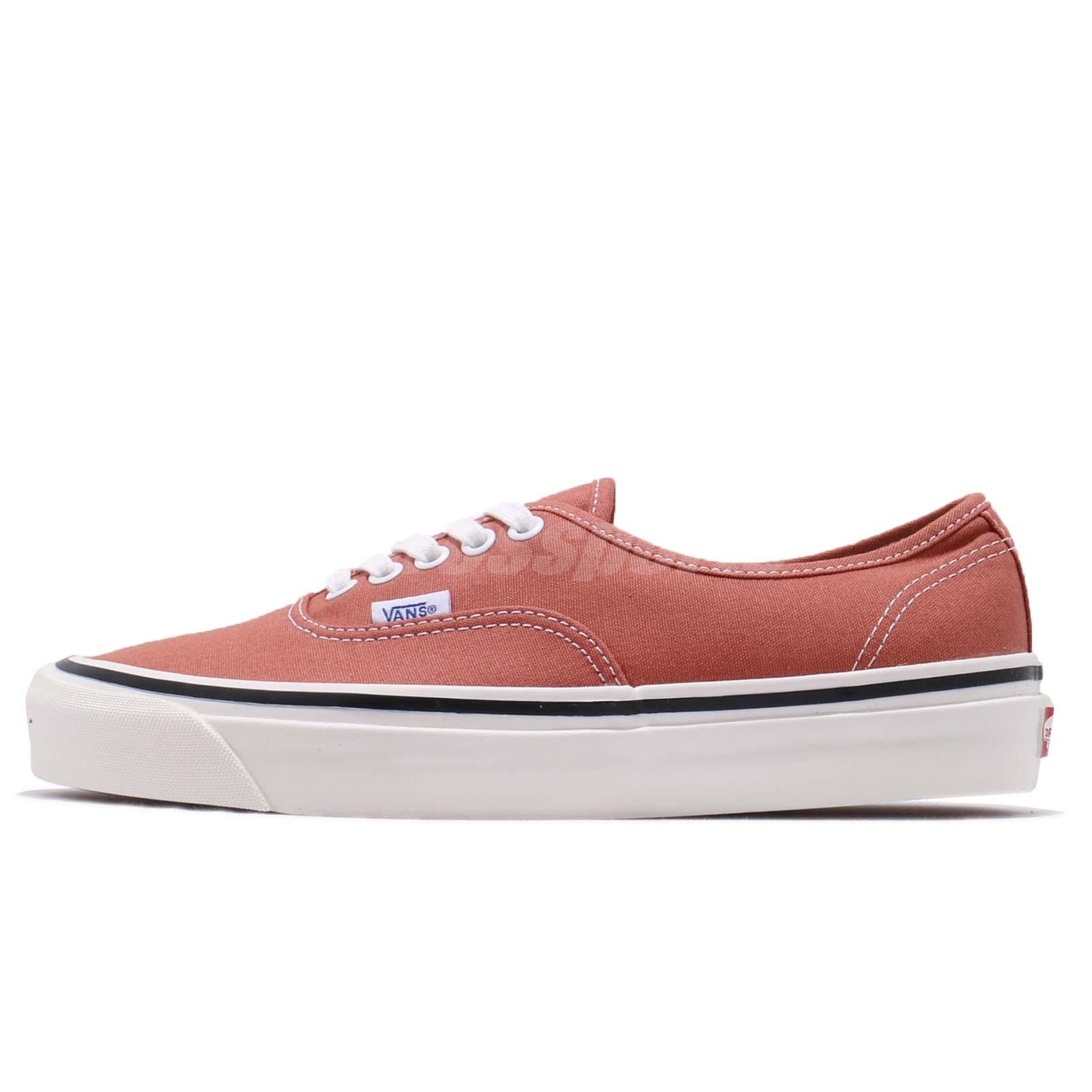 de8992054f Vans Authentic 44 DX Anaheim Factory OG Rust Men Skate Boarding Shoes  72010169