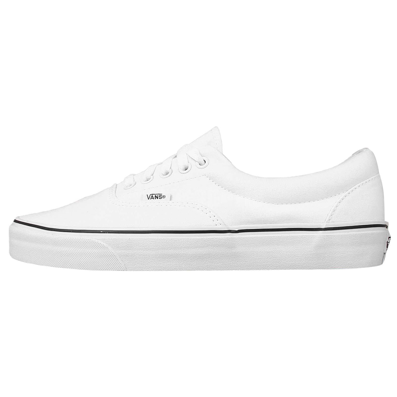 Vans Era White Classic Skateboarding Shoes Casual Sneakers C010251